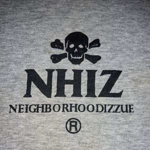 """NHIZ""""Special Project""""NBHD x Izzue Collab,Ichi Ban!"""